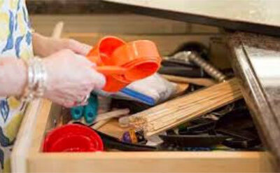 Why People With Dementia Rummage Through Drawers and Cupboards
